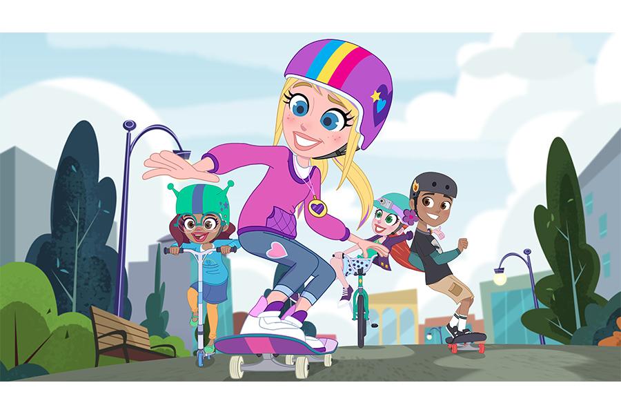"""La nuova serie """"Polly Pocket"""" di DHX Media e Mattel raggiunge 16 emittenti a livello internazionale"""
