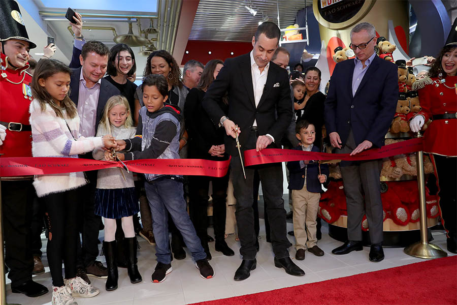 FAO Schwarz Returns to New York With A New Flagship Toy Store