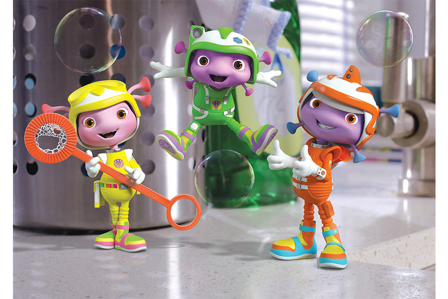 Viacom's Nick Jr. Too picks up Nevision's hit animated series 'Floogals'