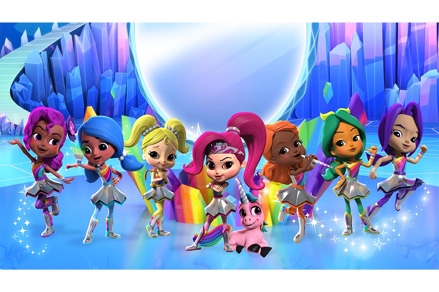 Genius Brands Signs More Licensing Partners for RAINBOW RANGERS