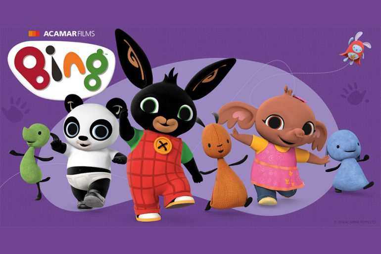 bing is a huge hit in italy licensing magazine
