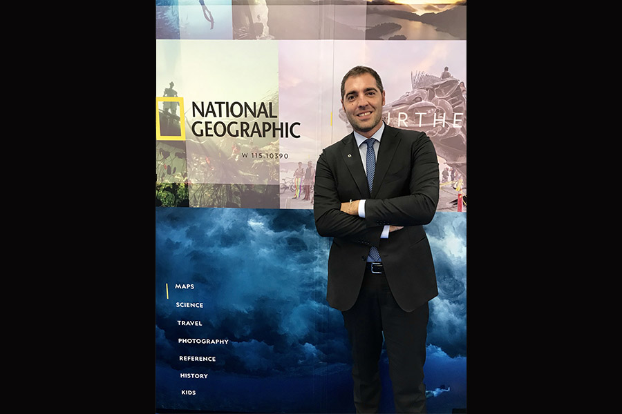 Exclusive interview with Luca Vecci of National Geographic Partners