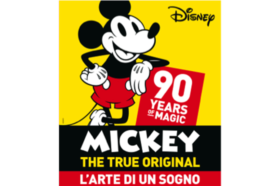MICKEY 90 – The Art of a Dream