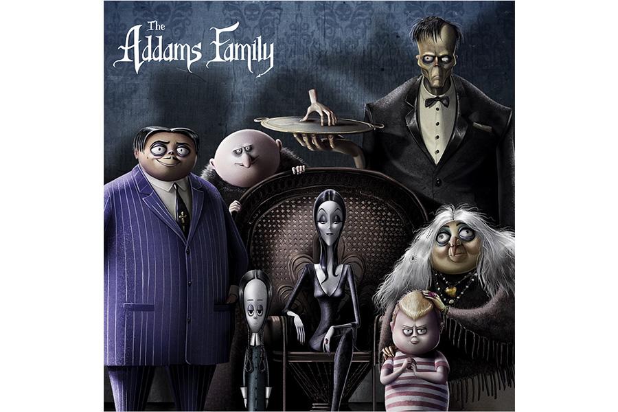 CPLG rappresenterà il film d'animazione di MGM 'The Addams Family' in tutta l'area EMEA