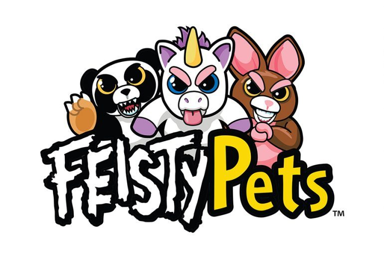 Mondo TV will follow the development of the 'Feisty Pets' licensing program in Italy and the Iberian Region