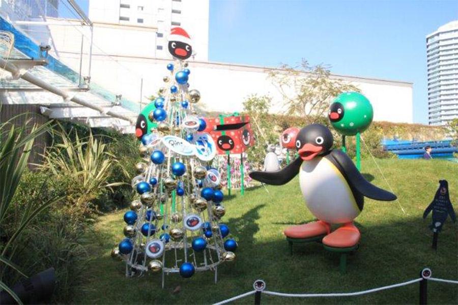 Pingu-themed Christmas event comes to Sunshine Aquarium in Tokyo