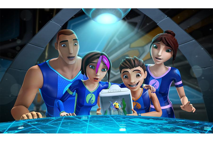 The Deep: nuovi giochi per il 2019