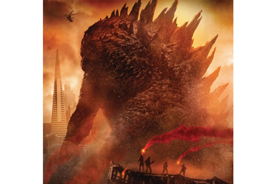 Funwood Media: soon Godzilla will come out of the egg