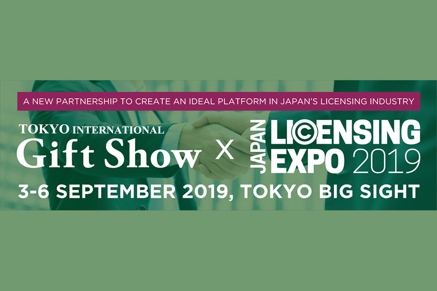 Licensing Expo Japan 2019 Announces New Dates