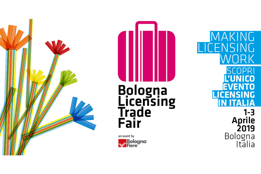 Bologna Licensing Trade Fair 2019