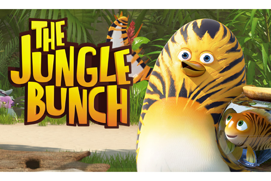 """PGS comes on board as global distributor for """"The Jungle Bunch to the rescue"""" Season 3"""