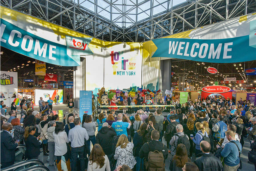 Al via la Toy Fair New York