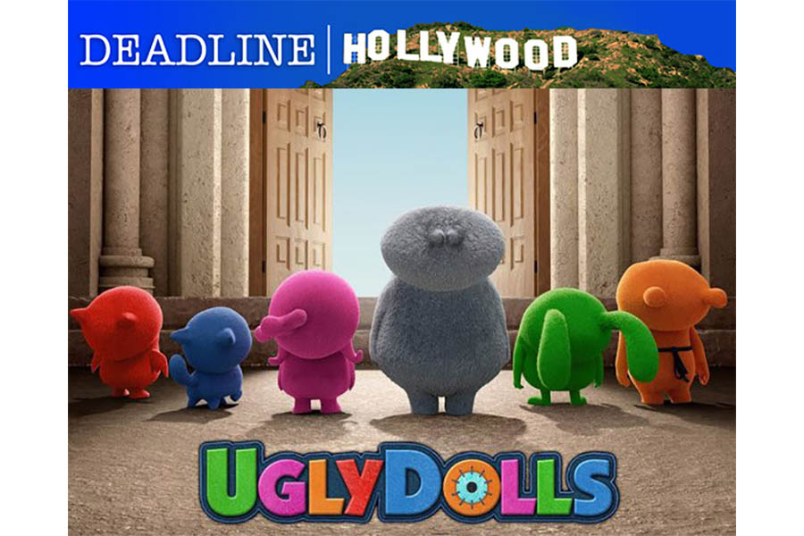 UglyDolls expands worldwide