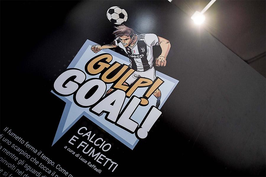 Comics and football combine at Juventus Museum! | Licensing