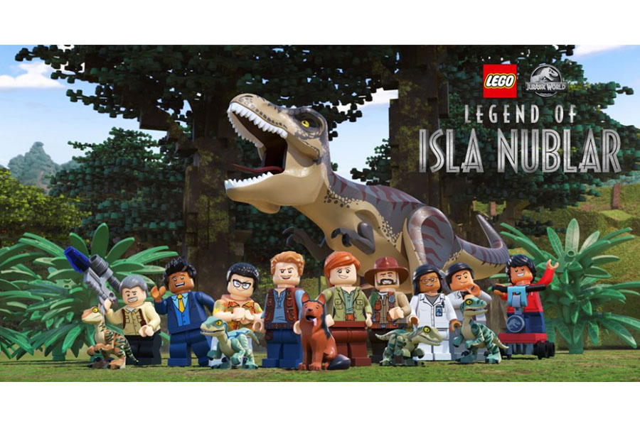 Universal Brand Development e Lego Group hanno creato nuove avventure di Jurassic World