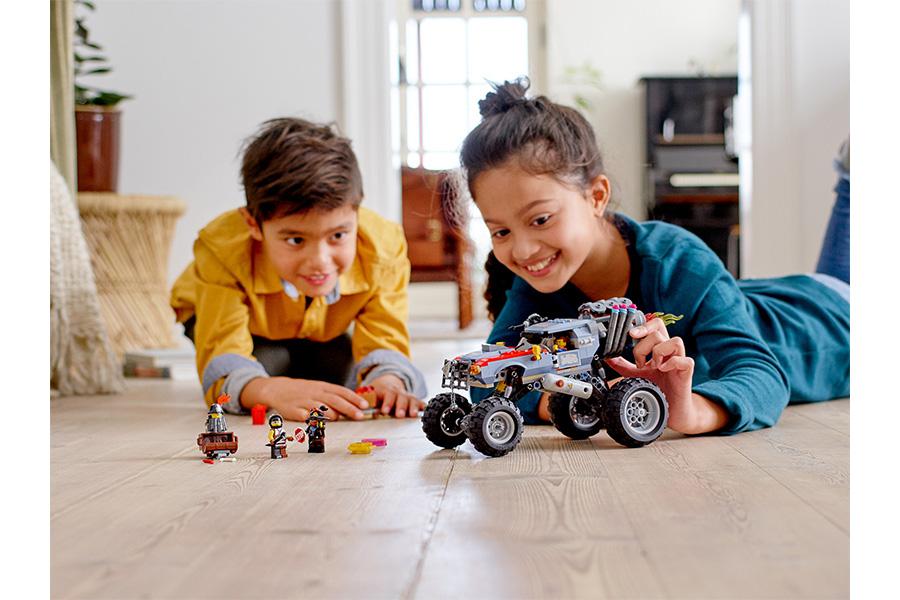 Lego Group svela nuovi giochi di 'The Lego® Movie 2 – Una nuova avventura'