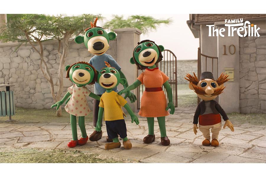 Planeta Junior rappresenterà 'The Treflik Family' nell'Europa dell'est e centrale, Russia e Ucraina