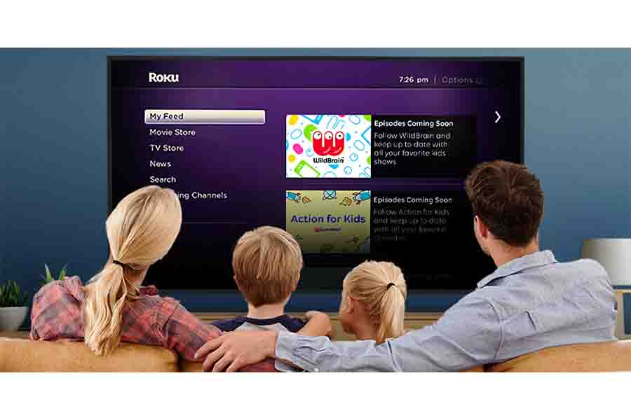 Wildbrain launches on Apple Tv, Amazon Fire and Roku