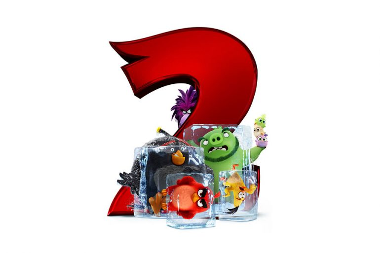 Angry Birds Movie Characters: Released The First Trailer Of Angry Birds The Movie 2