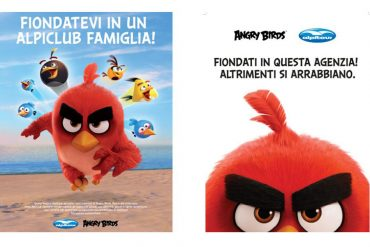 angry birds alpitour