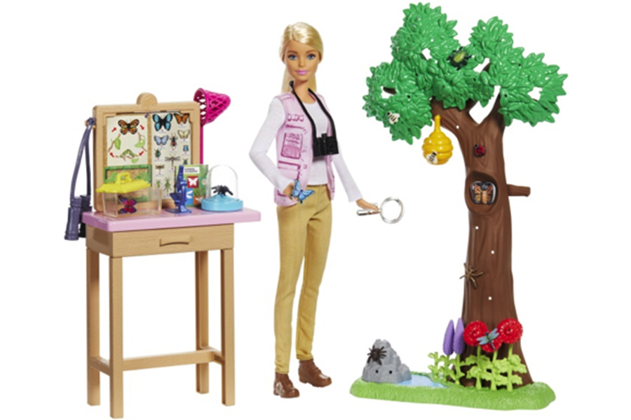 Barbie and National Geographic together for a global licensing agreement