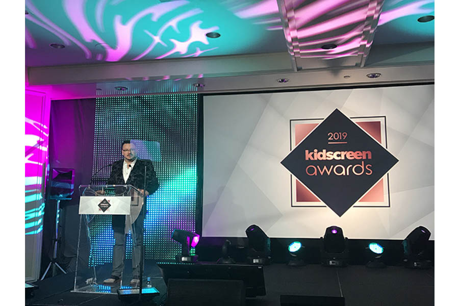 2019 Kidscreen Awards: all the winners
