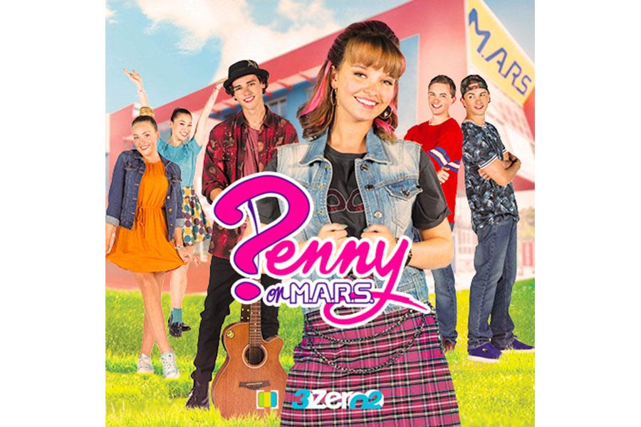 Penny on M.A.R.S. arrives on RAI Gulp from February