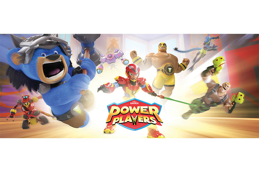 "Zag America's ""Zag Heroez™: Power Players™"" to debut on Cartoon Network"