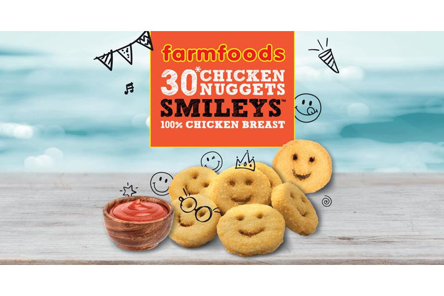 Smiley Foods program 'takes shape' with latest launch at Farmfoods
