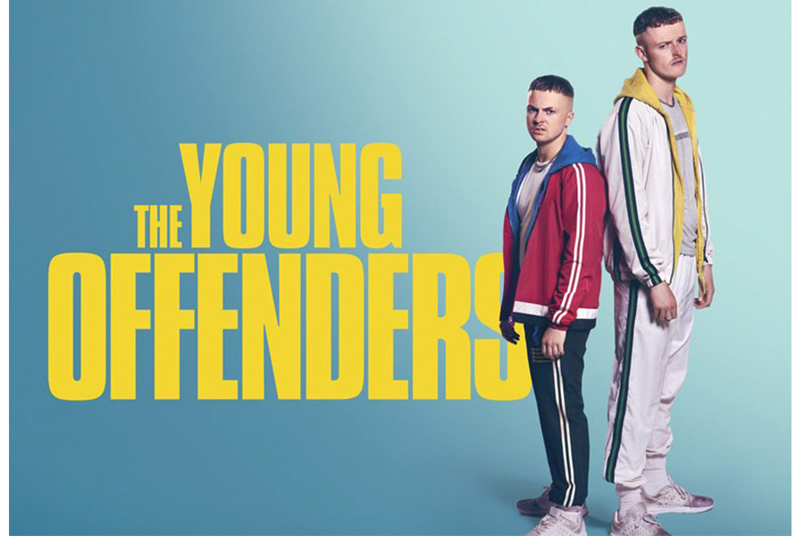 The Young Offenders: breakout hit inspires licensing campaign