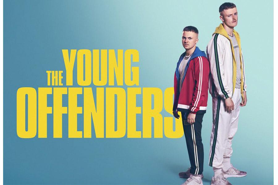 The Young Offenders: il successo della serie ispira la campagna licensing