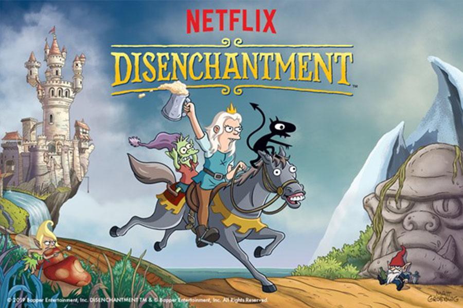 La serie 'Disincanto' farà il suo debutto nel licensing in Gran Bretagna nel 2019