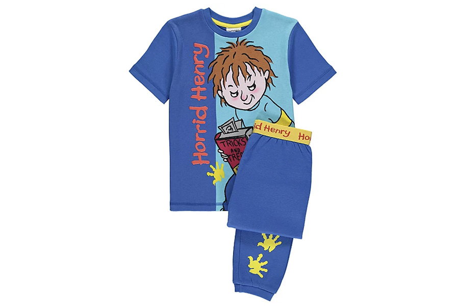 Novel Entertainment's Horrid Henry  expands ranges at retail