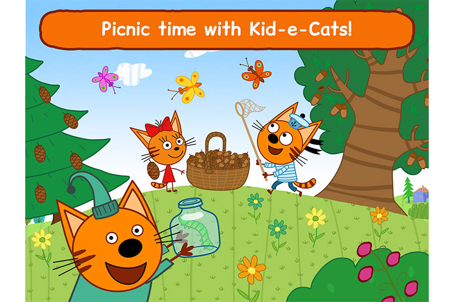 APC Kids starts gaming roll out for Kid-E-Cats