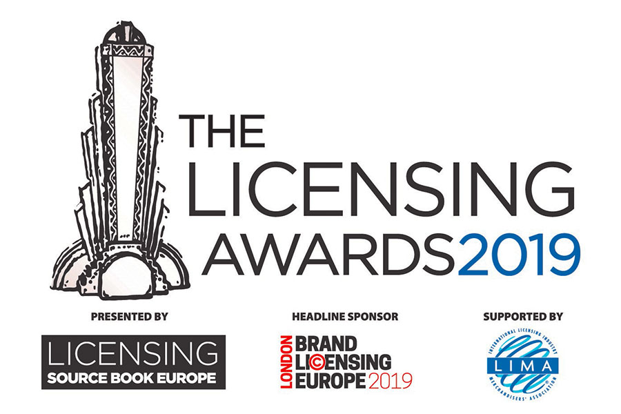 The Licensing Awards 2019 is now open for entries
