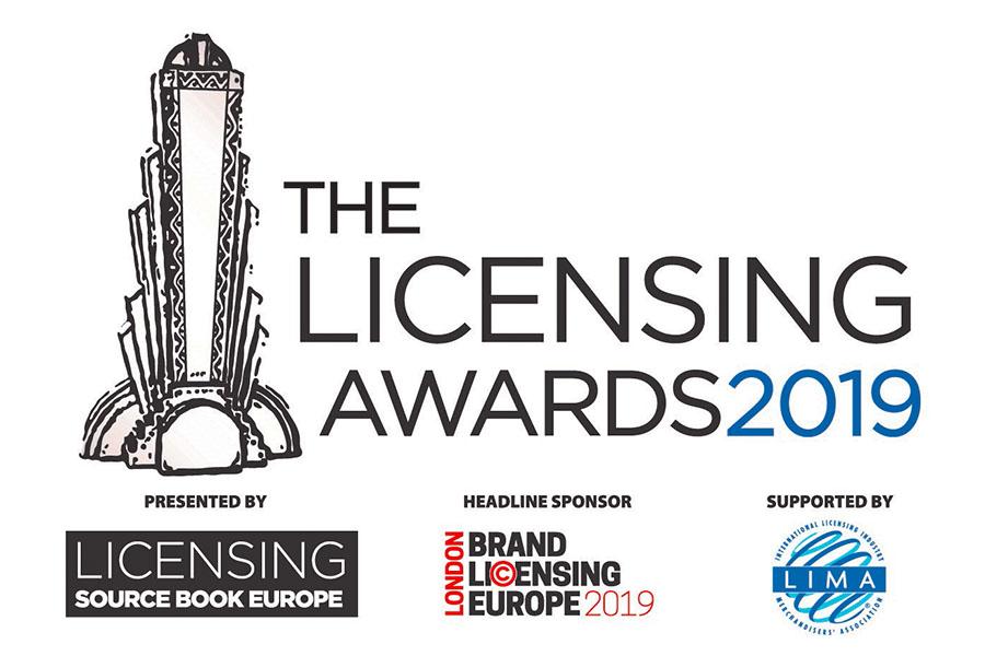 Aperte le iscrizioni per i Licensing Awards 2019