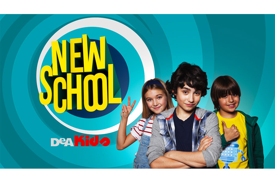 Funwood Media presenterà la serie 'New School' in anteprima al prossimo BLTF19