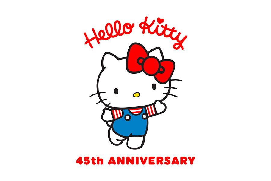 Sanrio festeggia i 45 anni di Hello Kitty con eventi in tutto il mondo