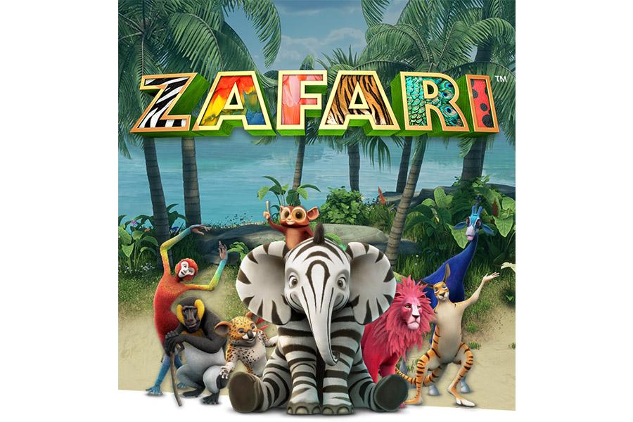 Zafari è la nuova Property nel portfolio di Maurizio Distefano Licensing