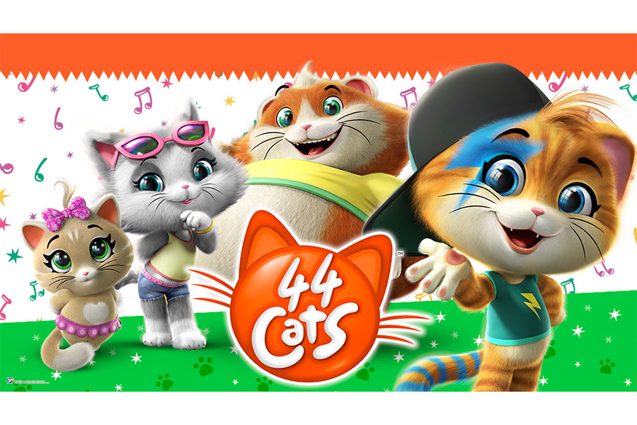 Rainbow Chooses Lisle Licensing To Hit the UK with 44 Cats