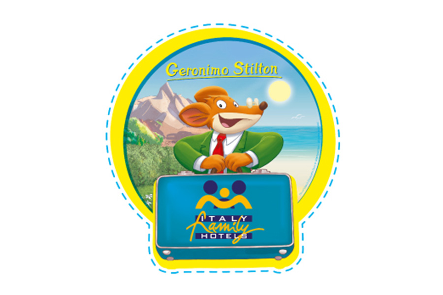 "Atlantyca and Italy Family Hotels together for a special ""Geronimo Stilton"" Promotion"