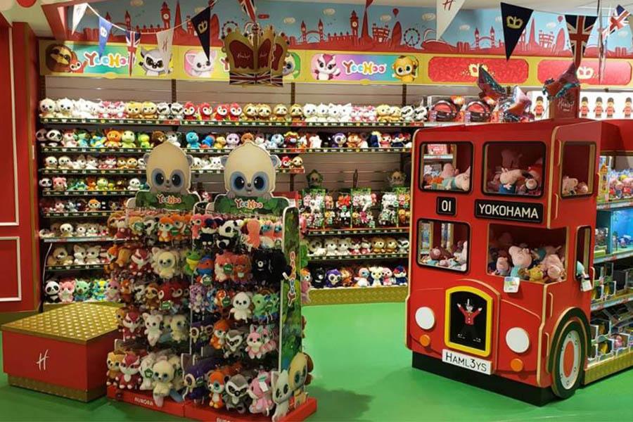 Aurora World lancia la nuova linea di peluche di YooHoo in Giappone