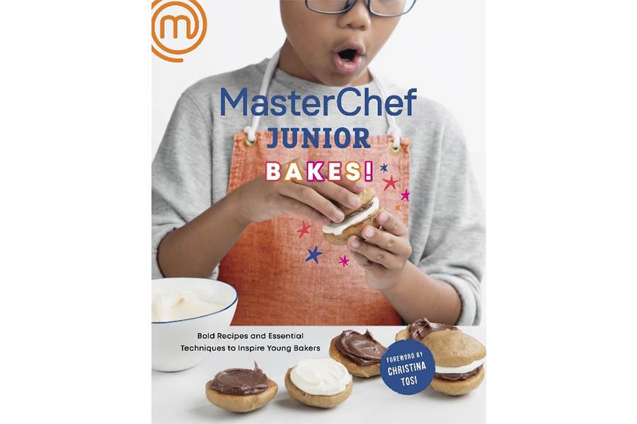 Masterchef Junior to release second cookbook 'Masterchef Junior Bakes!'