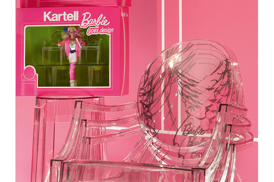Barbie celebrates its 60th birthday even during Design Week in Milan