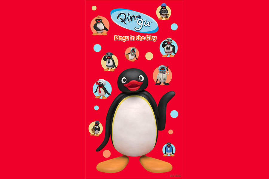New Pingu series arrives in overseas markets