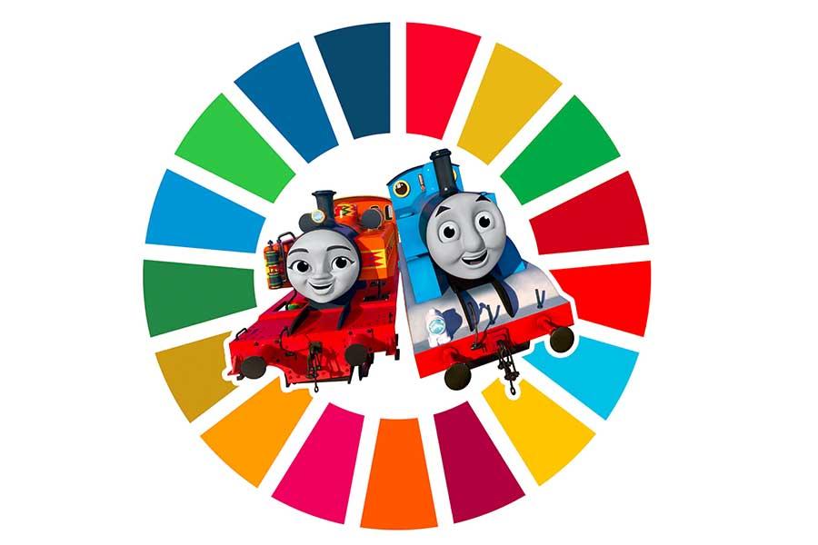 Il Trenino Thomas e ONU: una partnership alla scoperta degli Obiettivi per lo Sviluppo Sostenibile