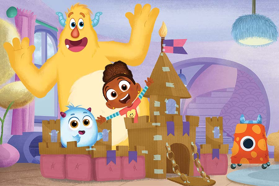Sesame Workshop and Nelvana greenlight S2 of 'Esme & Roy' to air in the U.S. and in Canada