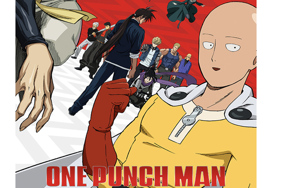 VIZ MEDIA BRINGS THE POWERHOUSE ACTION OF ONE-PUNCH MAN TO LICENSING EXPO 2019