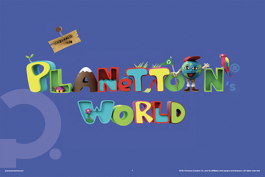 PLANETTOON UNVEILS ITS CHARACTERS TO THE WORLD AT LICENSING EXPO THIS JUNE