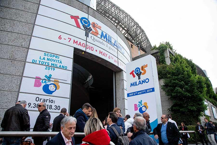 Si è chiusa la quarta edizione di Toys Milano